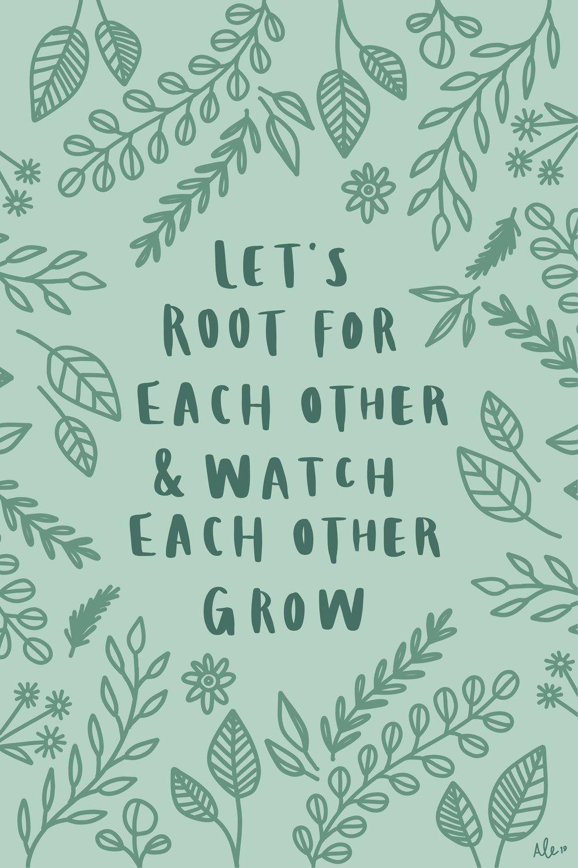 Root & Grow – Digital Download